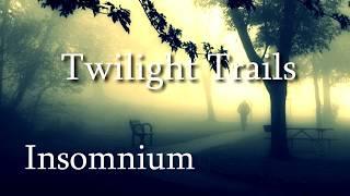 Insomnium - Twilight Trails (Lyrics on Video)