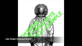 "Pet Shop Boys feat. Example ""Thursday"" [Luke Nutley"