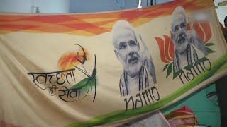 'Modi Saree' launched in Surat, creates buzz among women thumbnail