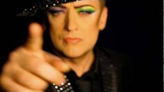 Boy George - Turn 2 Dust OFFICIAL VIDEO