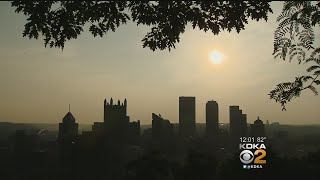 Code Orange Air Quality Alert Issued For Pittsburgh Region
