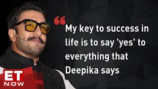 Ranveer Singh on his 'Marriage' at India Economic Conclave | Exclusive