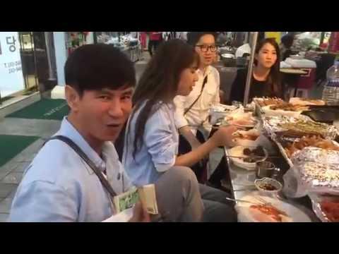 Lý Hải Minh Hà Tại Hàn Quốc | Lý Hải Minh Hà 😍😍😍😍 !!!!