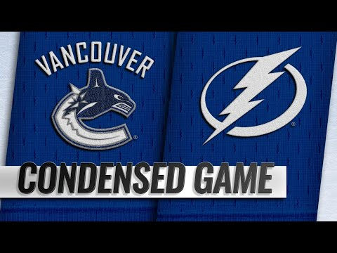 10/11/18 Condensed Game: Canucks @ Lightning