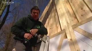 Baumbaron Baumhaus auf RTL (Video)