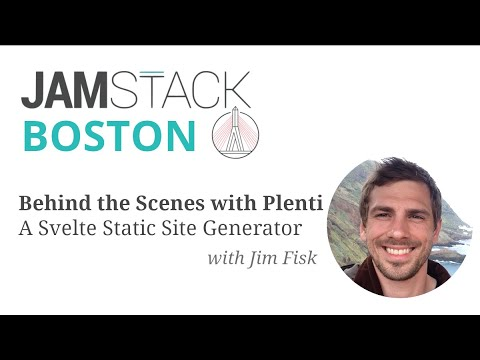 Behind the Scenes with Plenti A Svelte Static Site Generator YouTube