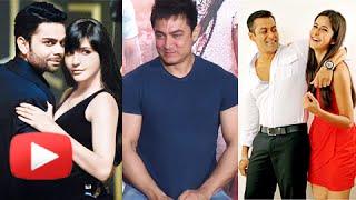 Salman Katrina & Anushka Sharma Virat Kohli Affair - Aamir Khan Reacts