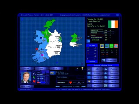 Ireland 2007 Election Game (Fine Gael)