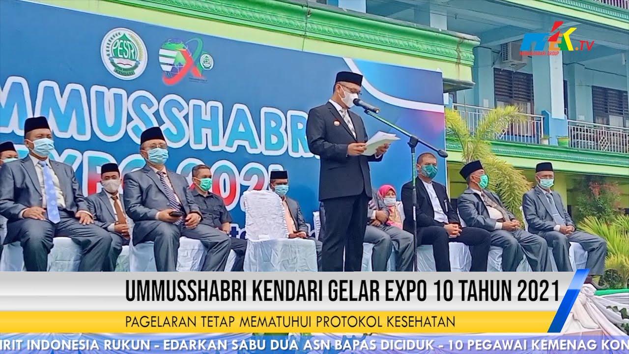 Ummusshabri Kendari Gelar Expo 10 Tahun 2021