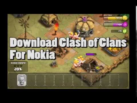 Clash of Clans On Nokia - Nokia X And Lumia