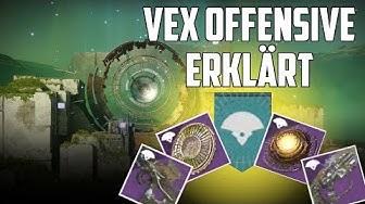 Destiny 2 ► Vex Offensive Guide - Quest - Waffen - Loot [ Deutsch / German ]