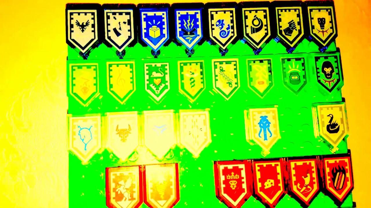 Nexo Knights Verbotene Kräfte