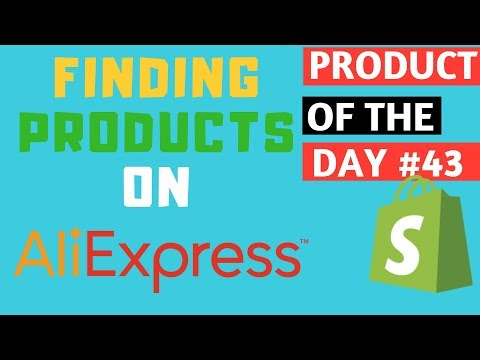 Another Q4 Shopify Product - How To Search Products On Aliexpress For Your Shopify Stores thumbnail