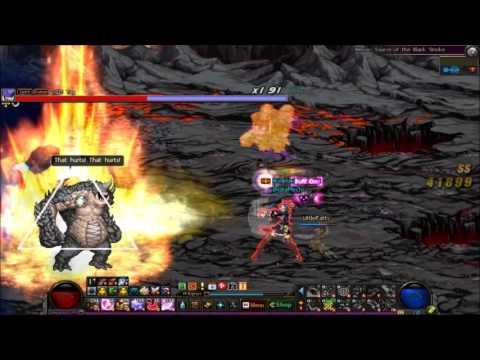 DFO FMech Heroic Black Smoke Solo (Post Infinity)