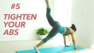 Live Training 21 Day Flat Belly Program anhfit workout video