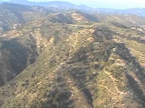 Paramotor Calabria --- Paramotore alla scoperta di Palizzi (Rc) anno 2000