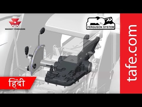 The Ferguson Hydraulics System (Hindi)