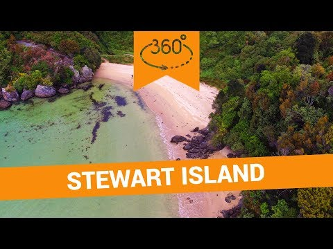 Things to Do in Stewart Island in 360 - New Zealand VR