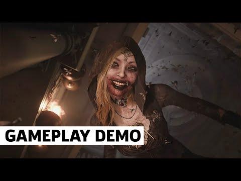 Resident Evil Village – Official Gameplay Reveal Trailer