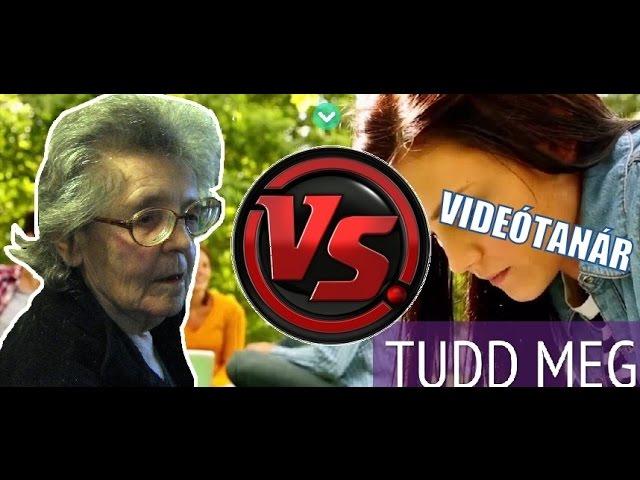 Mama VS videótanár