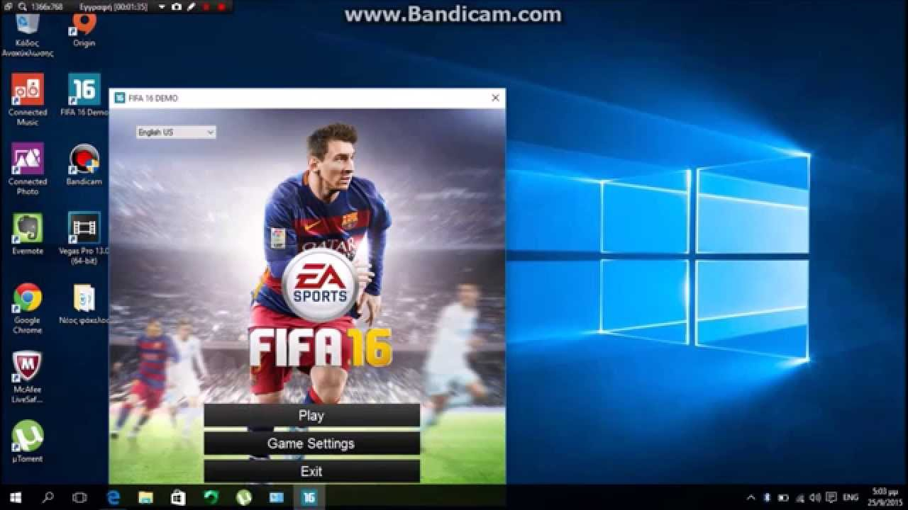 Ea sports fifa soccer 11 demo available now!