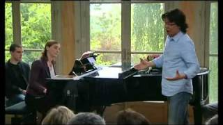 Teresa Berganza Singing Master Class (French, Part 2)