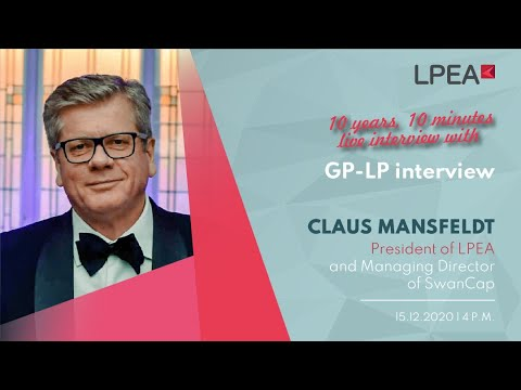 10 years 10 minutes with Claus Mansfeldt