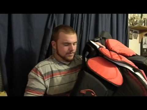 Box Lacrosse Goalie Uppers Review - Eagle Sentry CAT3 C.L.A. Apporoved