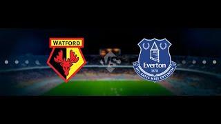 Прогноз на матч Чемпионата Англии Уотфорд - Эвертон смотреть онлайн бесплатно 01.02.2020