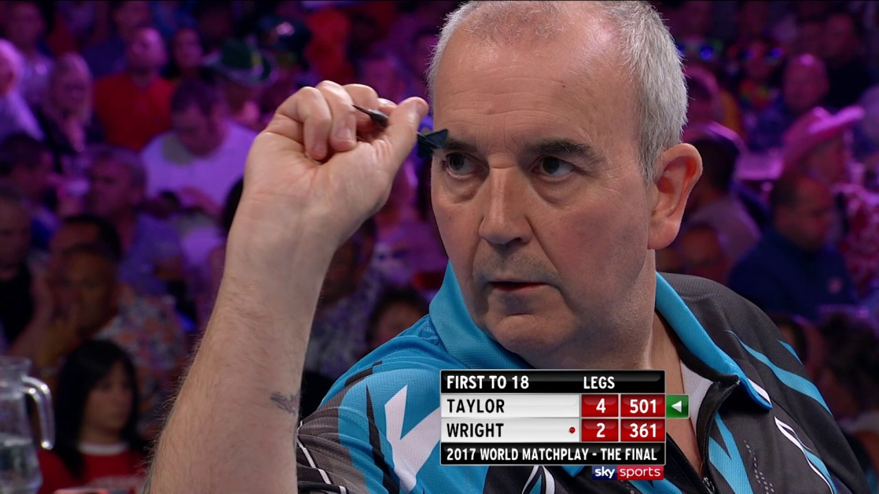 Download Phil Taylor's last Matchplay title! 2017 World Matchplay Final - Full Match