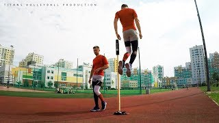 TOP 20 Exercises To Help You Jump Higher | Volleyball Jump Training 2020 @Егор Пупынин