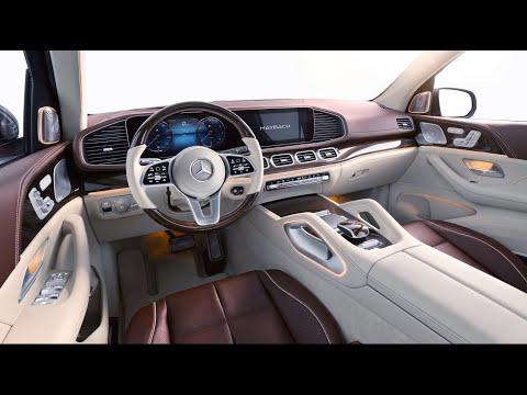 Mercedes Benz GLS 600 Maybach 2021 - 2022 Review, Photos, Exhibition, Exterior and Interior