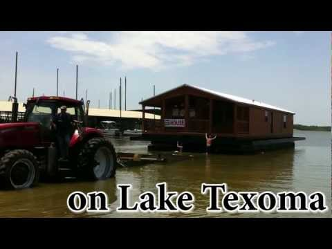 Vacation Homes For Sale On Lake Texoma At Resort Are Floating Vacation Homes In Texas Near Dallas