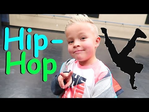 Hilarious Little Kids HIP-HOP Dance!