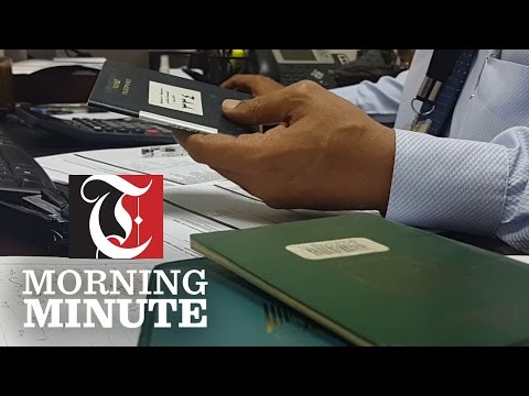 Morning Minute: Incorrect visa holders arrested
