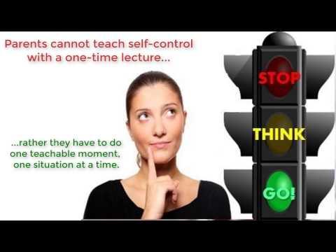 Teaching Impulse-Control to Children on the Autism Spectrum