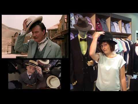 Шляпы Борсалино | Как театральный реквизит стал самой популярной шляпой. Федора или Борсалино?