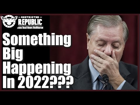 Lindsey Graham Just Made a Bombshell Prediction For 2022…Midterm Explosion!