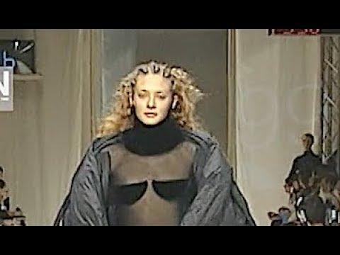 JEAN PAUL GAULTIER Fall 1999 2000 Paris – Fashion Channel