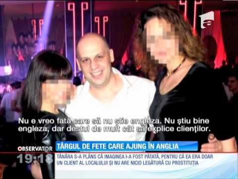 Mafia de carne vie din Sibiu, demascată de jurnaliştii britanici