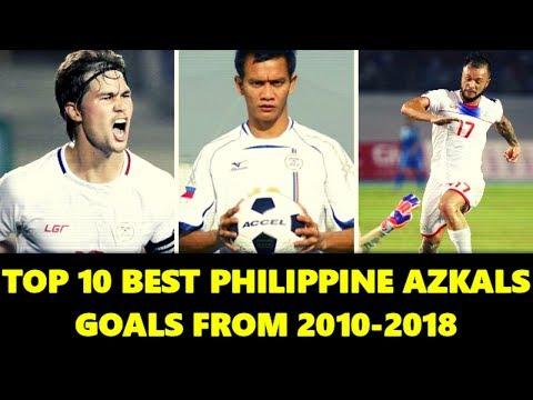 Top 10 Best Philippine Azkals Goals | Philippines Football