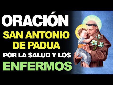 🙏 Oración Milagrosa a San Antonio de Padua POR LA SALUD Y LOS ENFERMOS ¡Ayúdalos! 😷