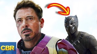 10 Times Iron Man Was Defeated By Other Superheroes