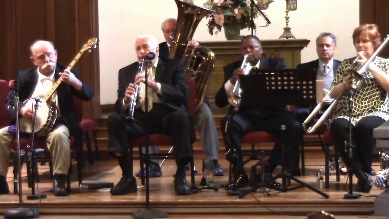 New Orleans Jazz Funeral For The Old Year 1 8 2017 Barbone Street Jazz Band Youtube