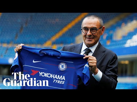 'My objective is to have fun': Sarri unveiled as Chelsea manager