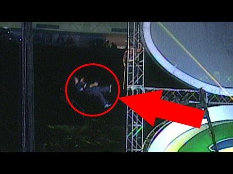 10 CRAZIEST Bumps In WWE That Nearly KILLED Wrestlers