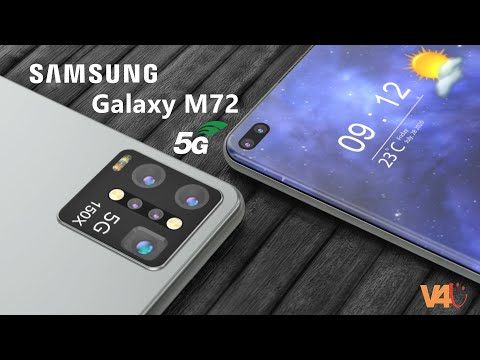 Samsung M72 Launch Date, 8250mAh Battery, Trailer, Price, Release Date, Camera, Specs, First Look
