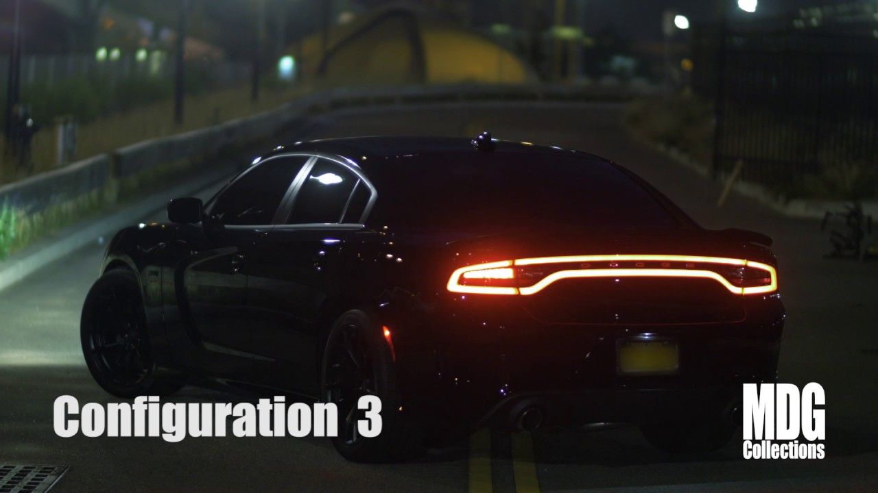 zautomotive tazer light show  dodge charger daytona  youtube
