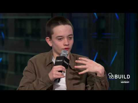 """J.A. Bayona, Patrick Ness And Lewis Macdougall Discuss """"A Monster Calls"""" 