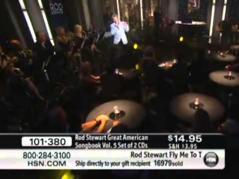 Rod Stewart - Songbook 5 HSN